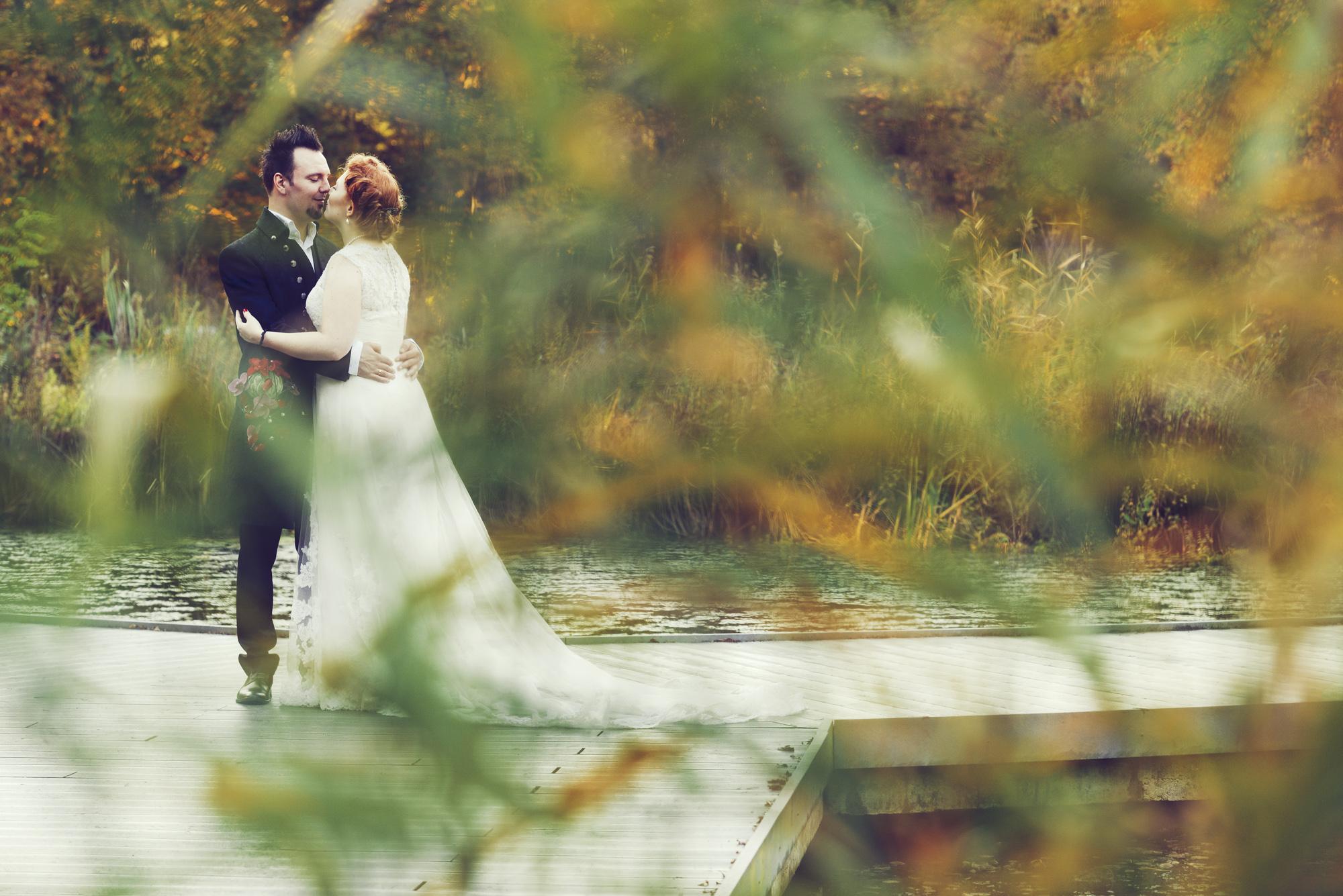 trouwfotograaf limburg herfst natuur