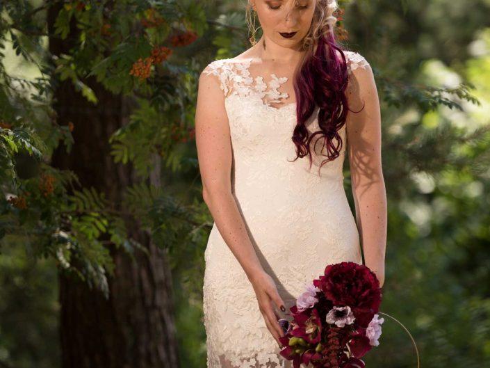 trouwfotograaf antwerpen schilde flinckheuvel bruidsboeket