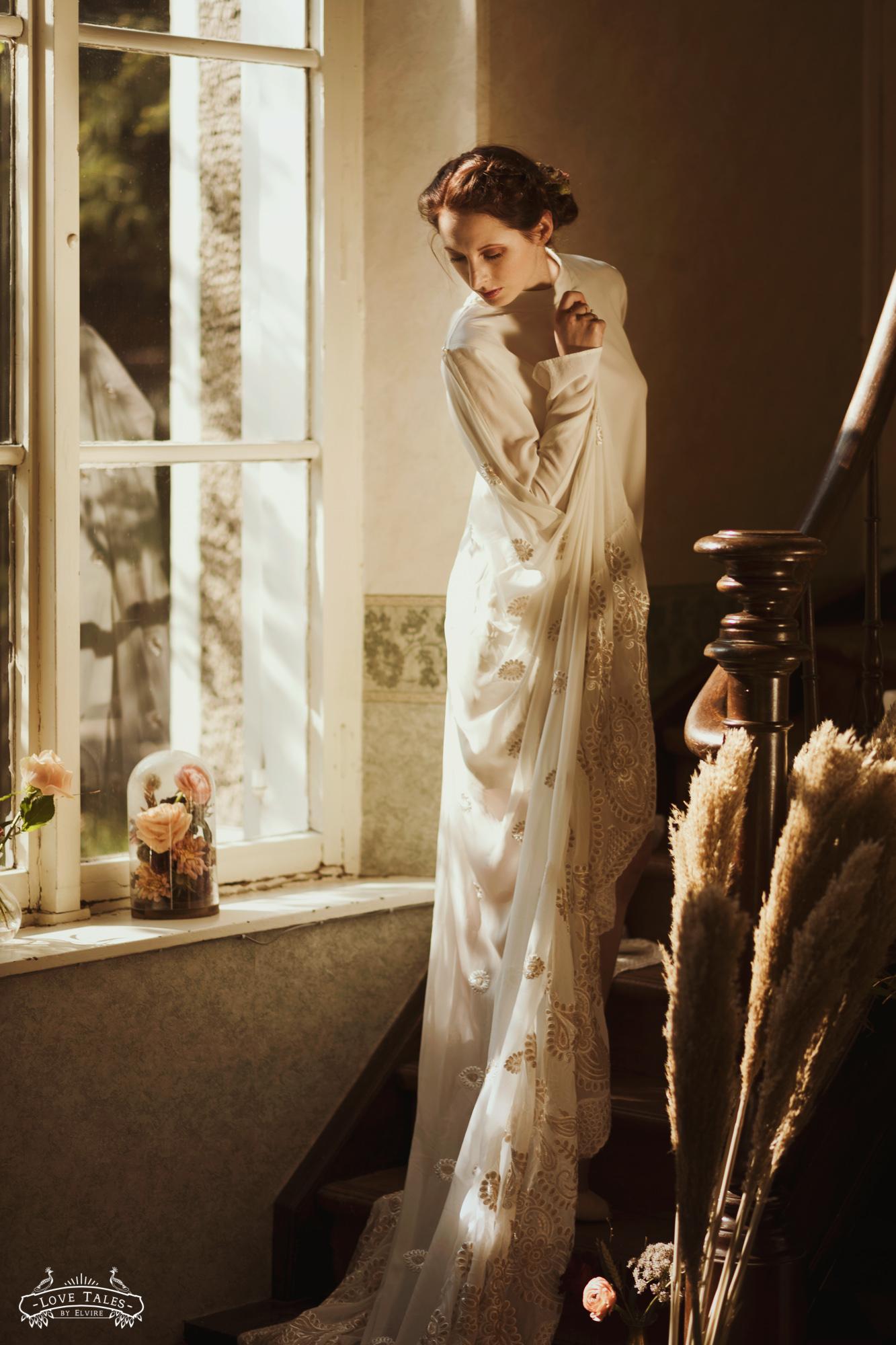 trouwfotograaf trouwreportage fairytale sprookje disney