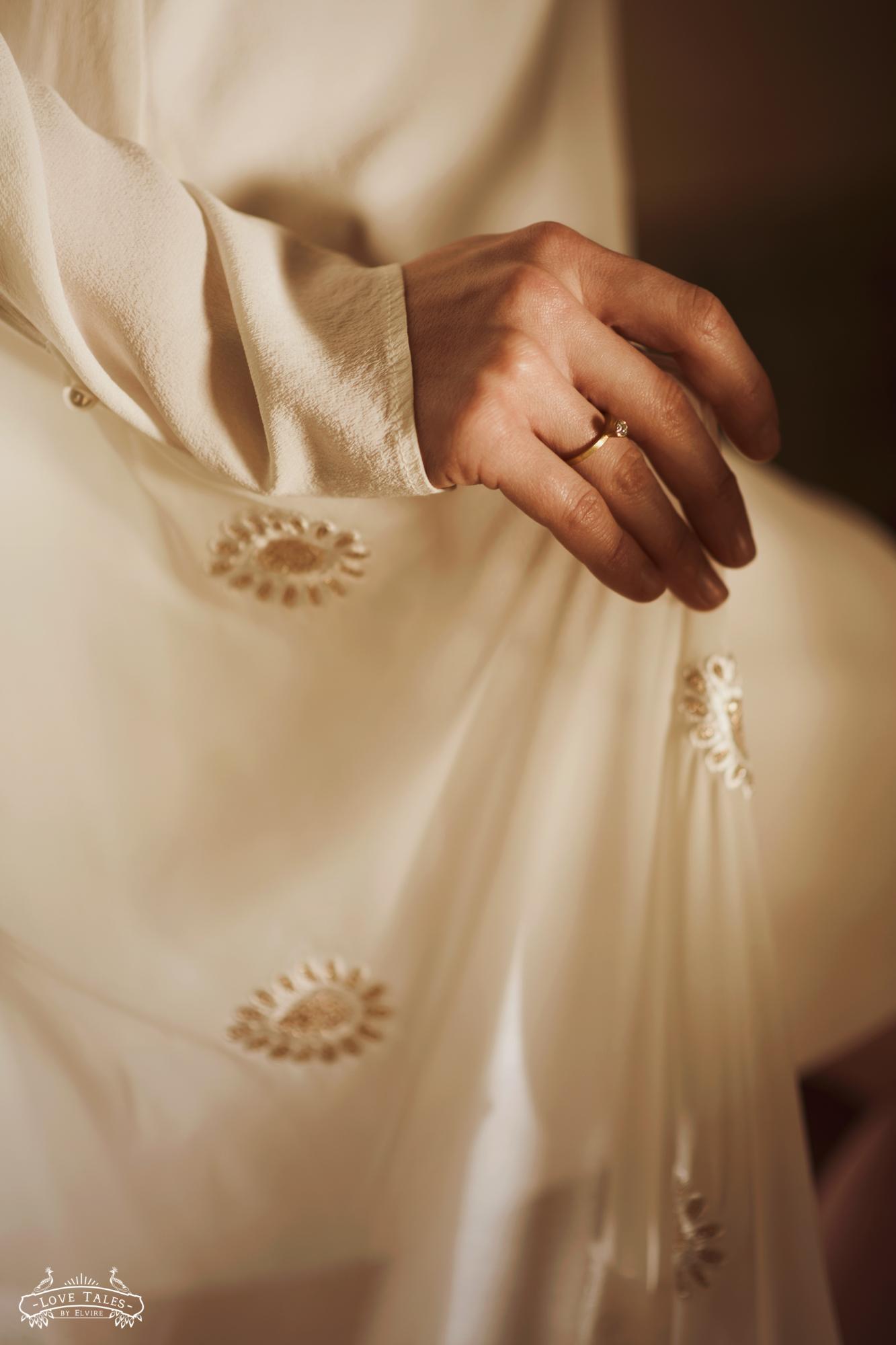 trouwfotograaf trouwreportage fairytale sprookje disney trouwring