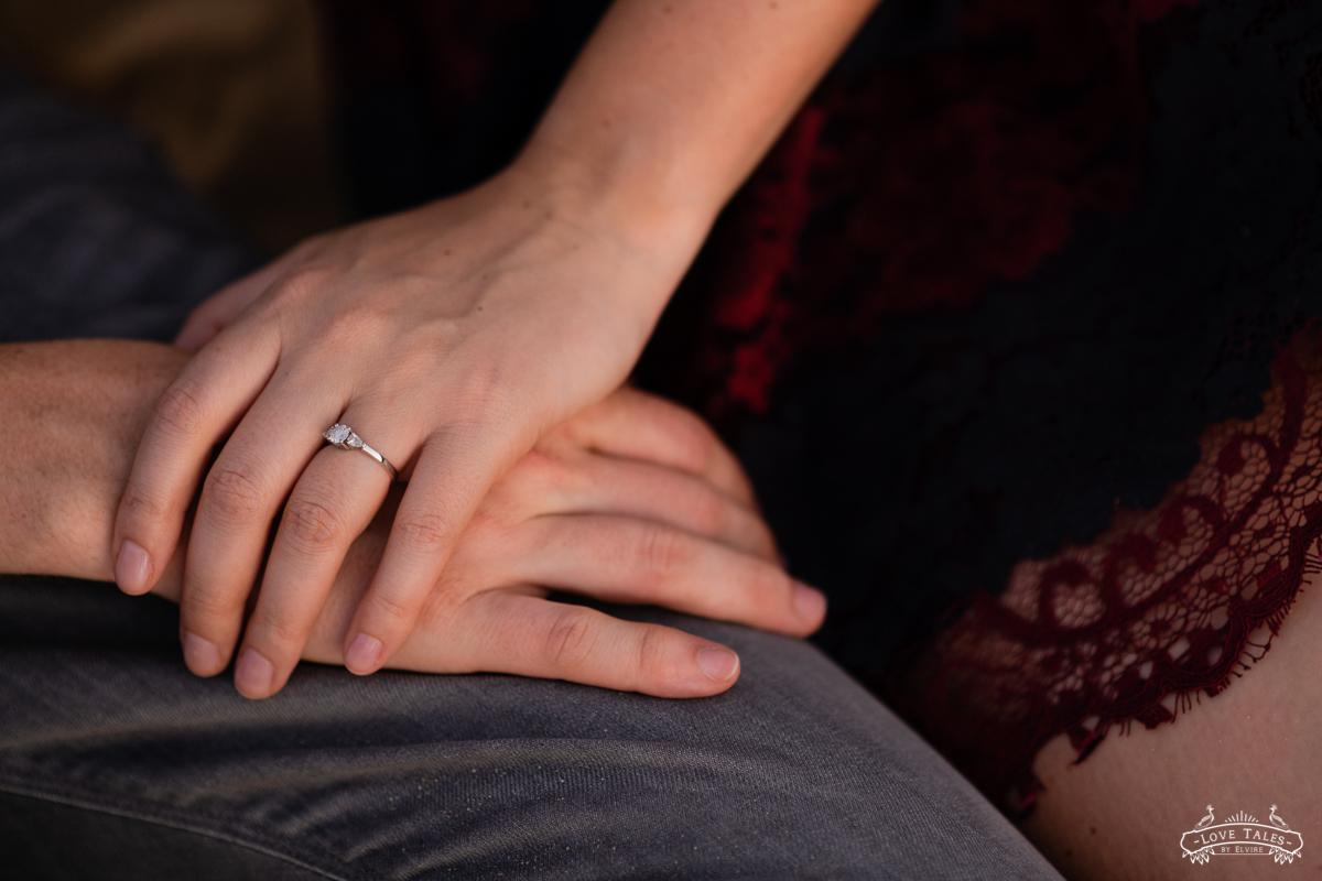 loveshoot verlovingsshoot trouwfotograaf