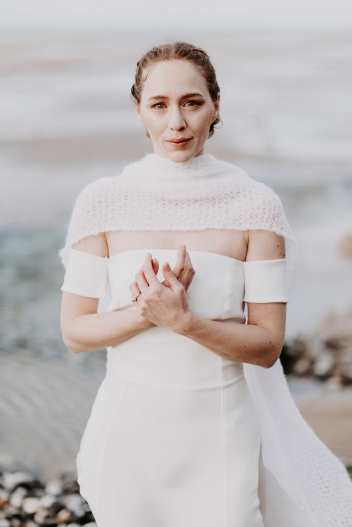 trouwfotograaf opaalkust zee frankrijk huwelijksfotograaf