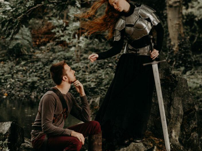 fairytale wedding anders trouwen fantasy huwelijk