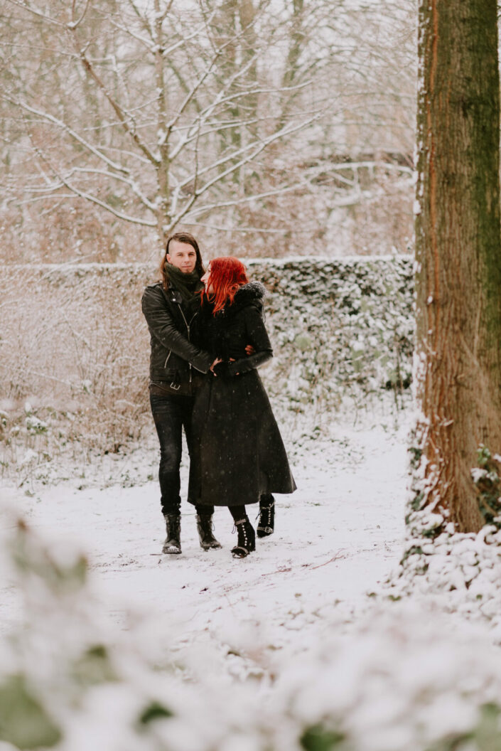 sneeuw fotoshoot sneeuwshoot fotograaf winter
