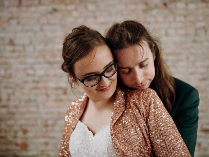 trouwfotograaf spontaan anders trouwen