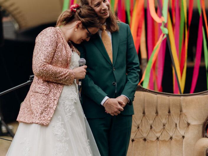 trouwfotograaf trouwceremonie eldorado humbeek tuin