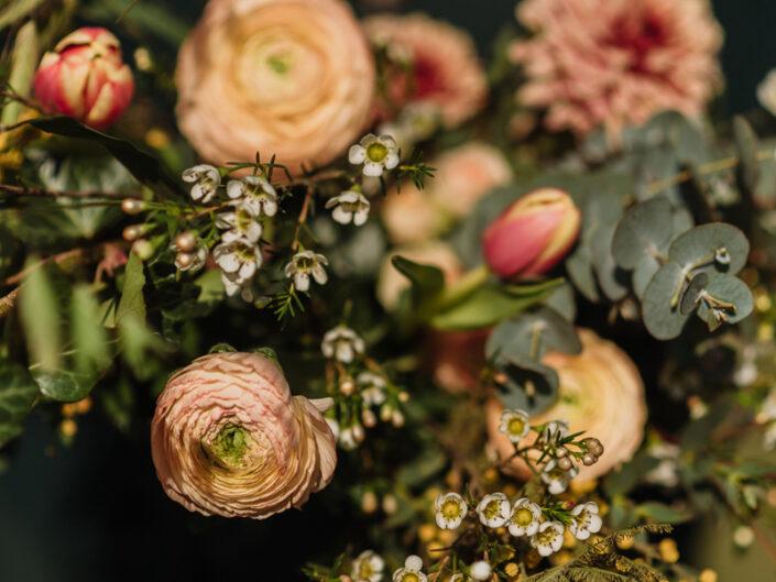 trouwfotograaf bruidsboeket
