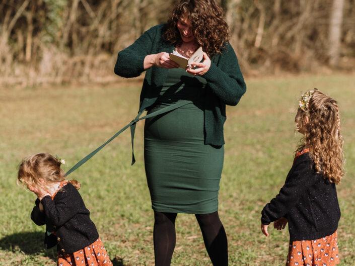 familiefotograaf ceremonie
