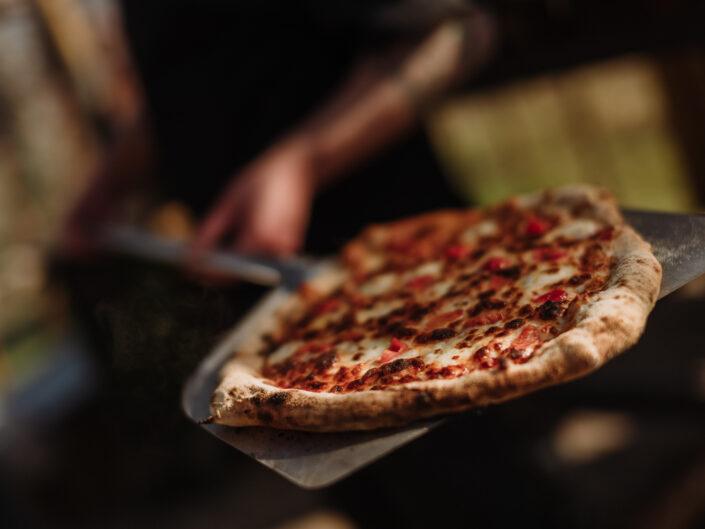 pizza catering italiaans