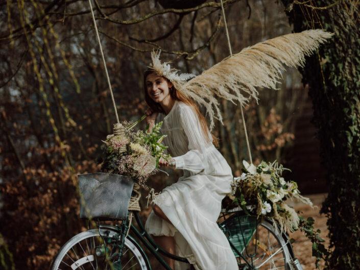 pampass wedding boho bride trouwfotograaf trouwinspiratie